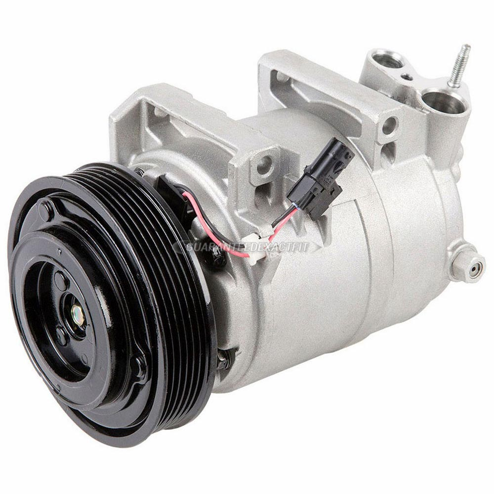 Nissan Rogue                          A/C CompressorA/C Compressor