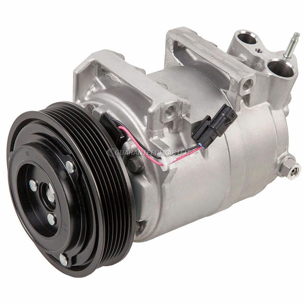 Nissan Rogue Ac Compressor 2 5l Engine