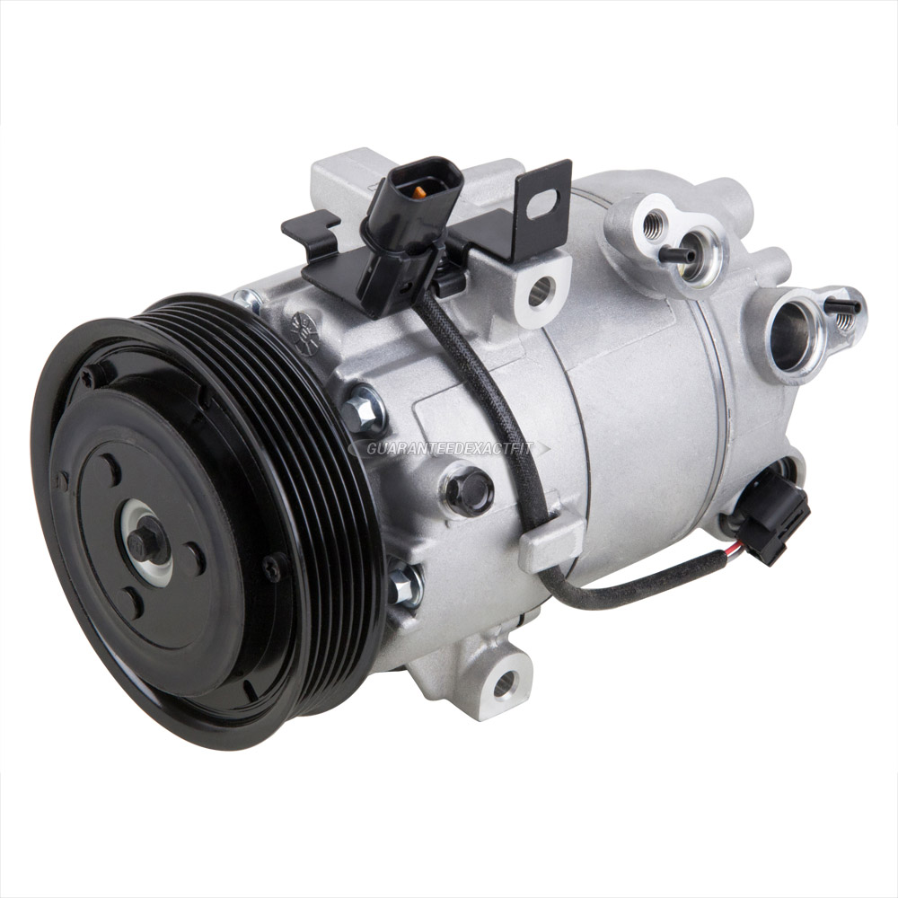 AC Compressor w// A//C Drier For Hyundai Elantra 2001 2002 2003 2004 2005 2006