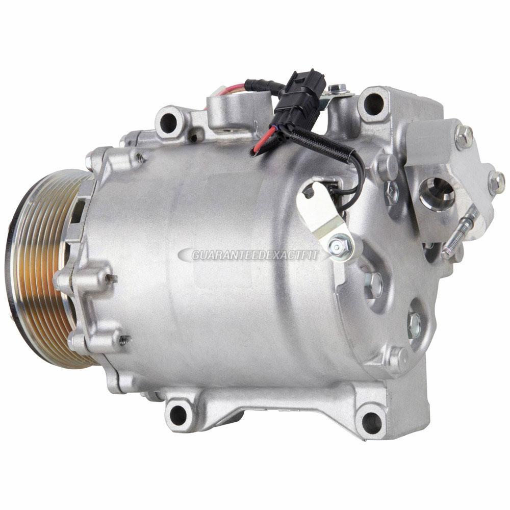 2017 Acura ILX A/C Compressor All Models 60-03983 NA