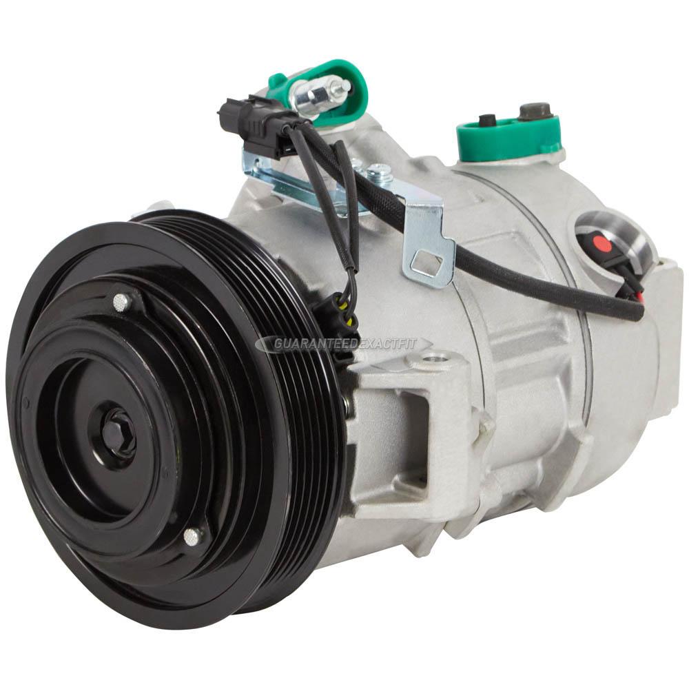 2018 Acura RDX A/C Compressor All Models 60-04010 NA