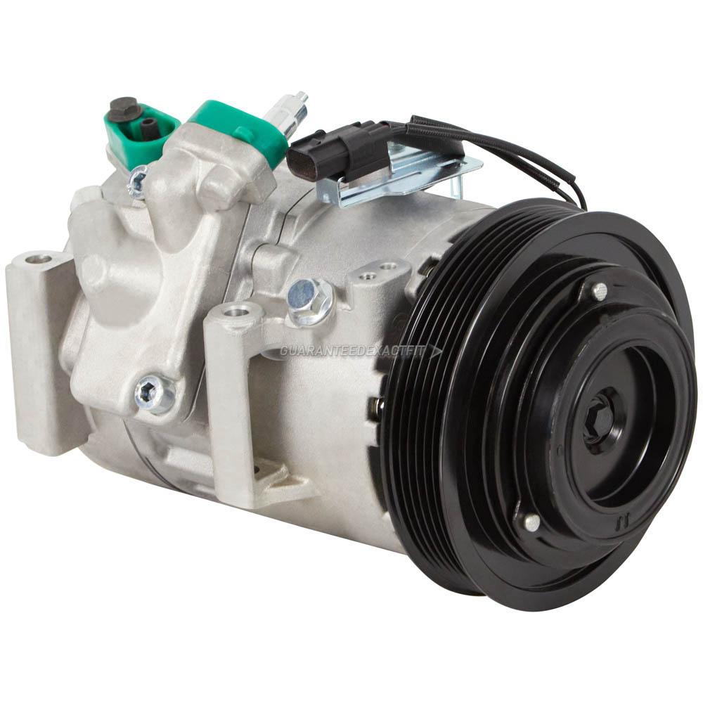 2017 Acura RLX A/C Compressor Base Model 60-04010 NA