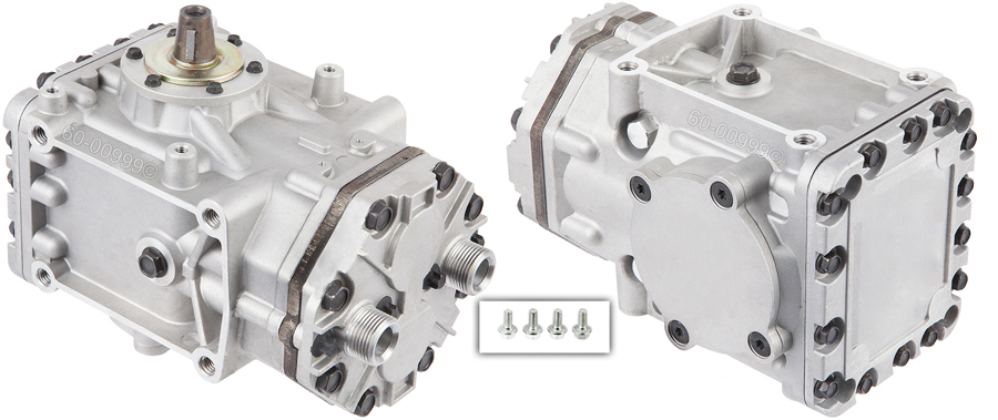 Ford Fairmont                       A/C Compressor
