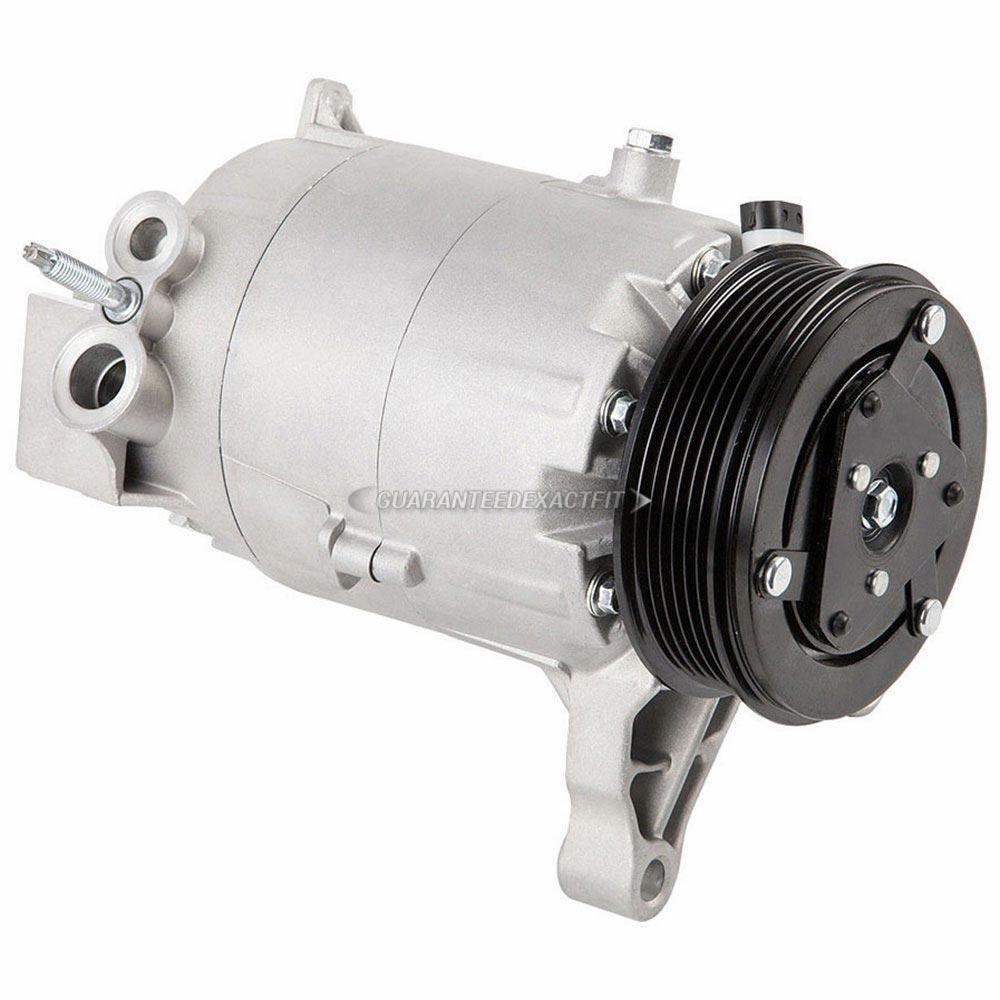 Chevrolet Monte Carlo                    A/C CompressorA/C Compressor