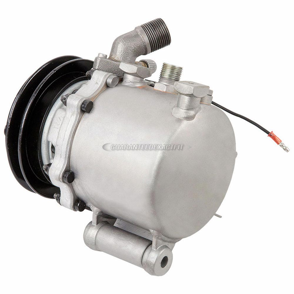 BMW 540                            A/C Compressor