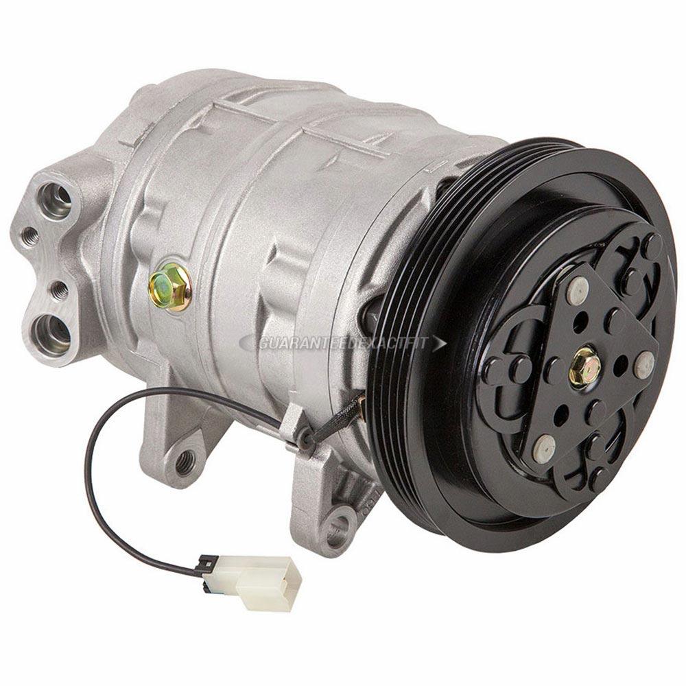 Nissan 300ZX                          A/C CompressorA/C Compressor