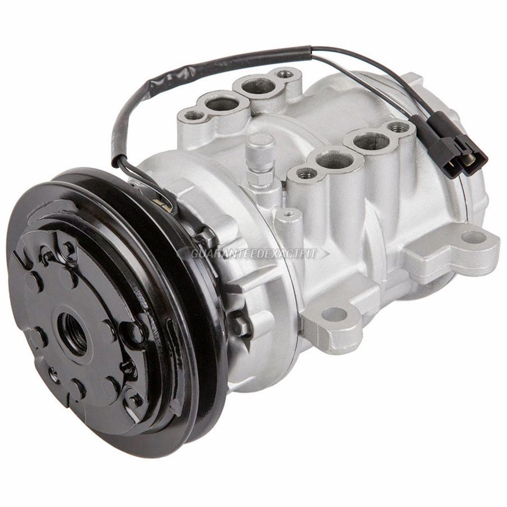 Plymouth TC3 A/C Compressor