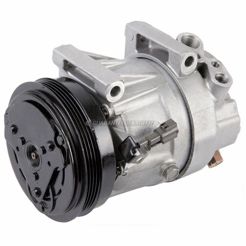 Nissan 240SX                          A/C CompressorA/C Compressor