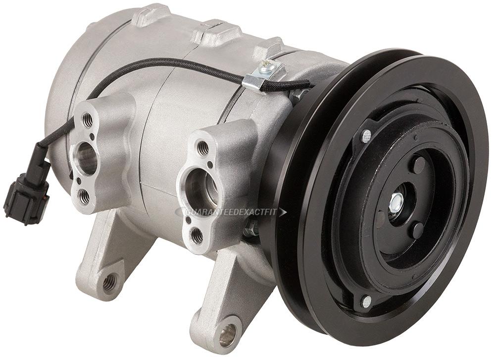 Nissan Xterra                         A/C CompressorA/C Compressor