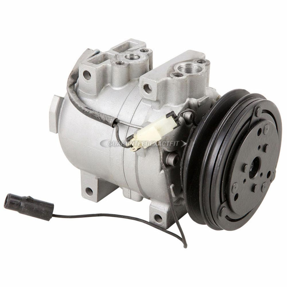 Subaru XT                             A/C CompressorA/C Compressor