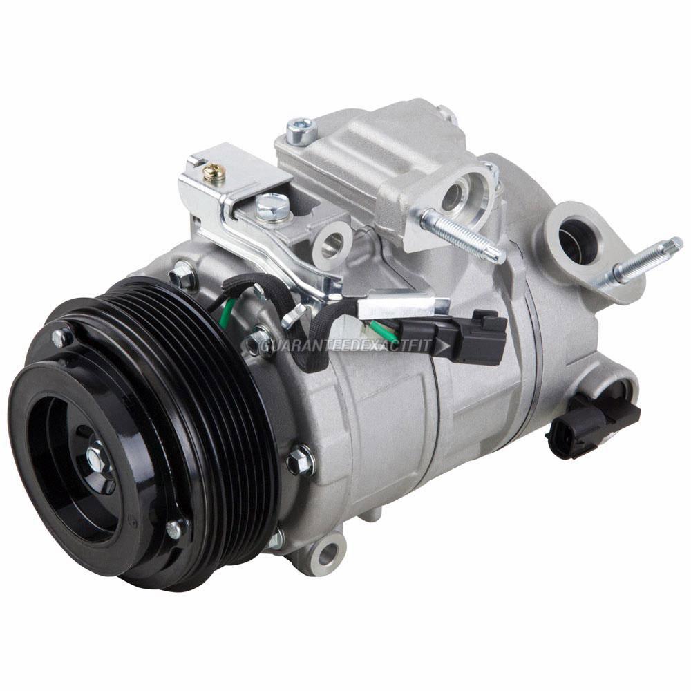 Ford Police Interceptor Sedan Ac Compressor Parts View Online Part Alternator A C