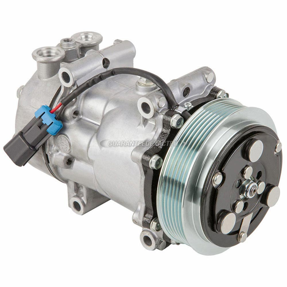 Peterbilt All  Trucks A/C Compressor