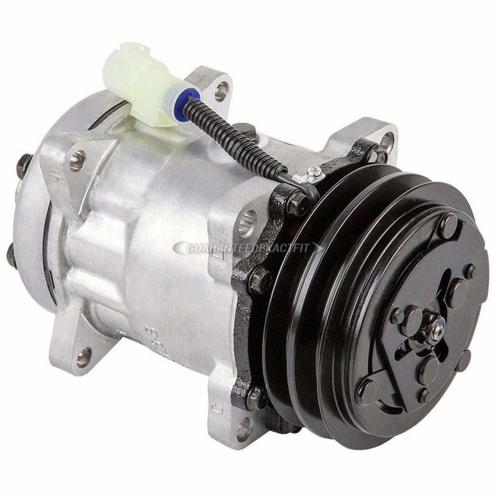 Land Rover Defender A/C Compressor