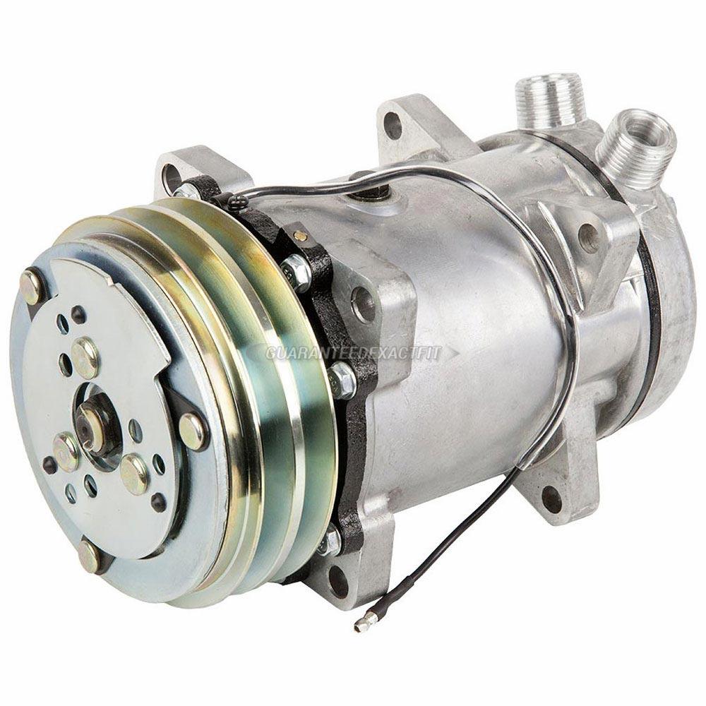 GMC Motorhome                      A/C CompressorA/C Compressor