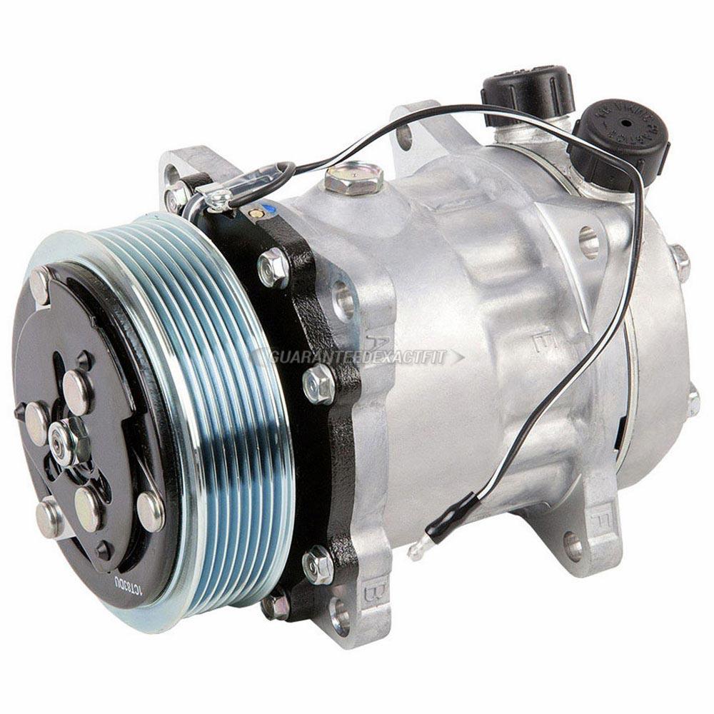 Alfa Romeo Spider A/C Compressor