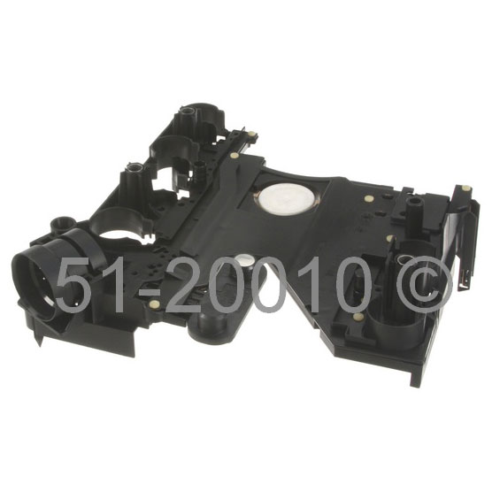 Mercedes_Benz S350                           Transmission Conductor Plate