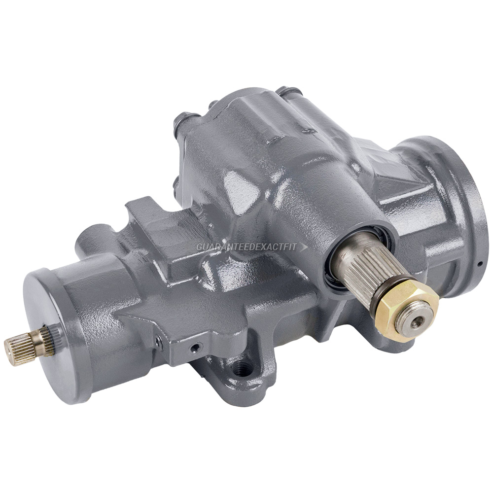 Chevrolet Suburban Power Steering Gear Box From