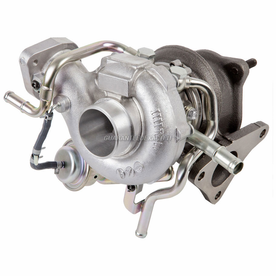 Subaru Legacy Turbocharged Models Turbocharger