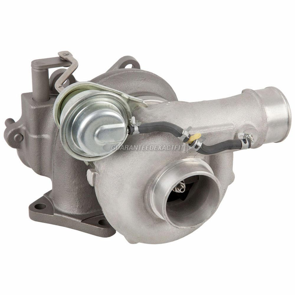 2009 Subaru Impreza WRX STI Models Turbocharger