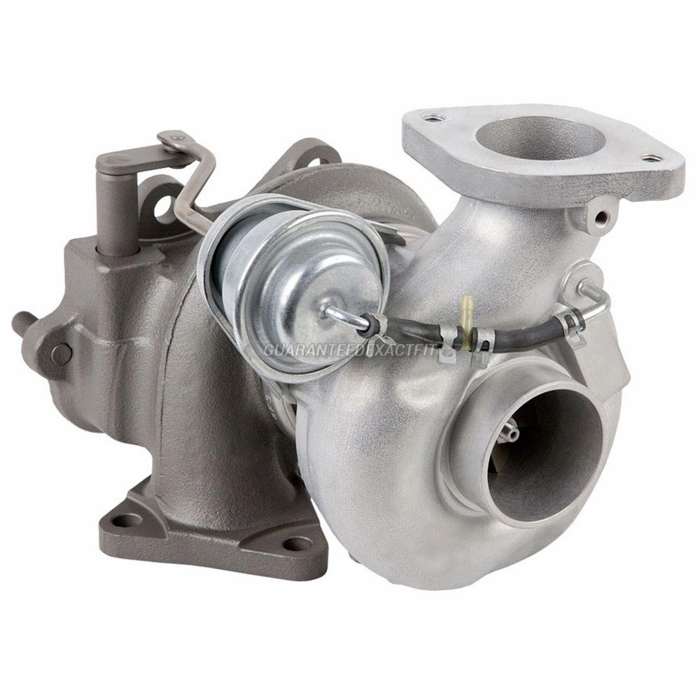 2012 Subaru WRX Non STI Models Turbocharger