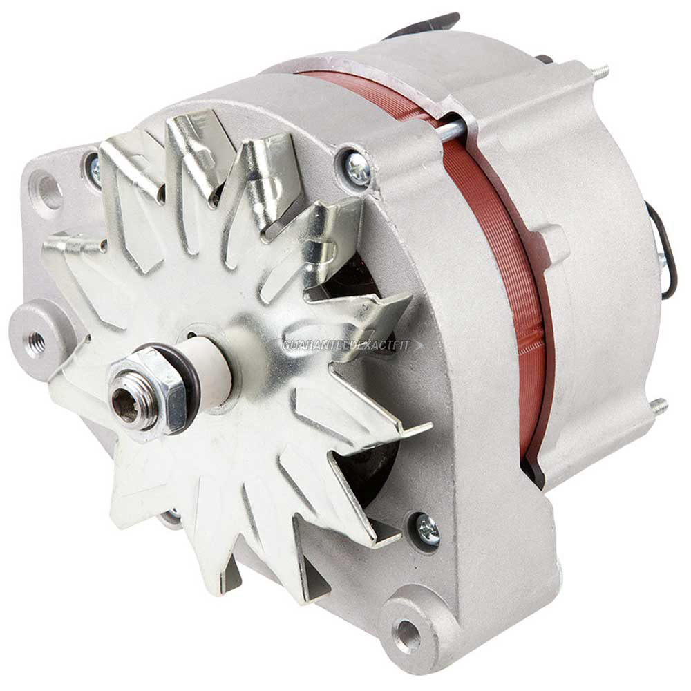 Audi Coupe                          AlternatorAlternator
