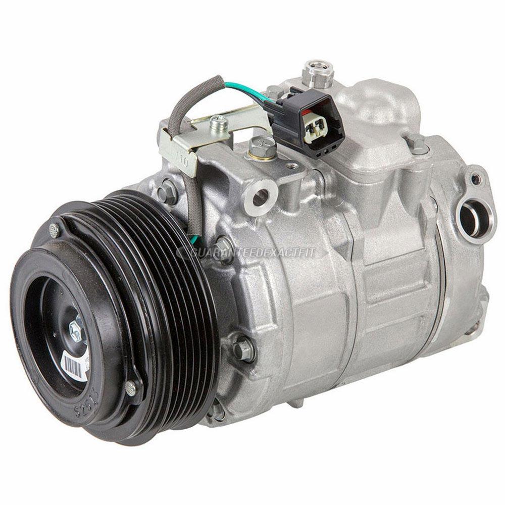 Cadillac STS                            A/C CompressorA/C Compressor