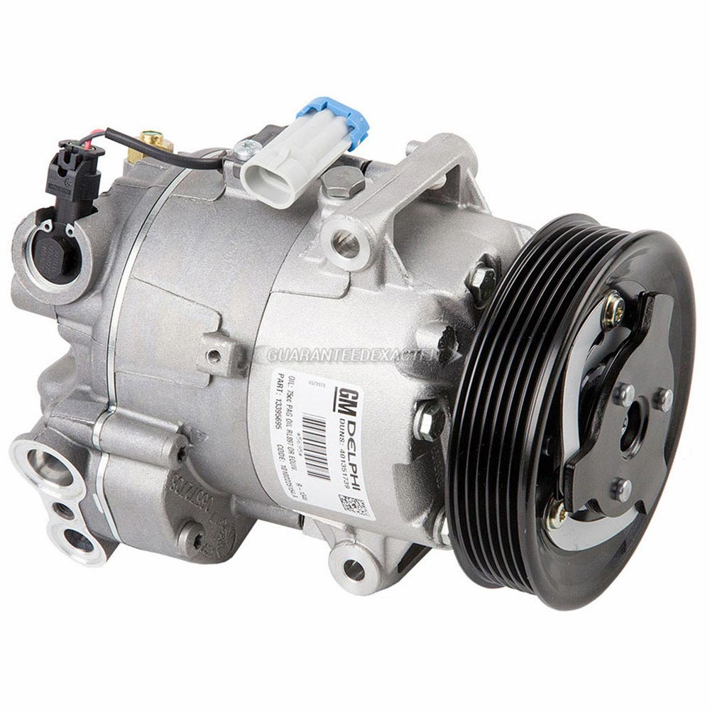 Chevrolet Cruze                          A/C CompressorA/C Compressor