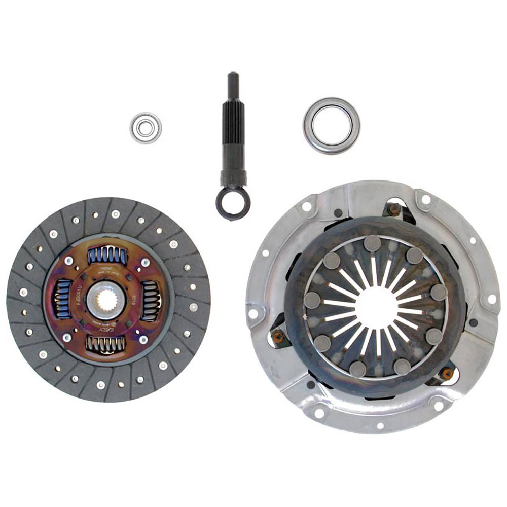 Subaru Loyale                         Clutch KitClutch Kit