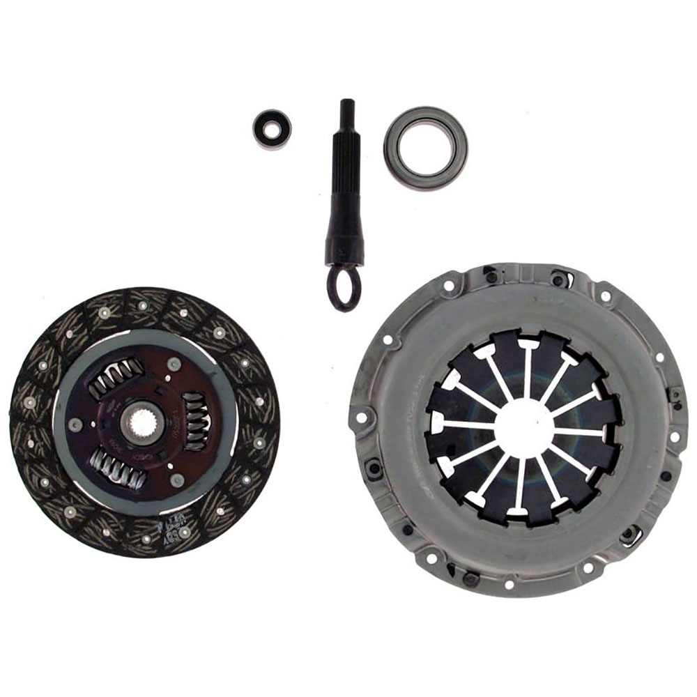 Subaru Justy                          Clutch Kit