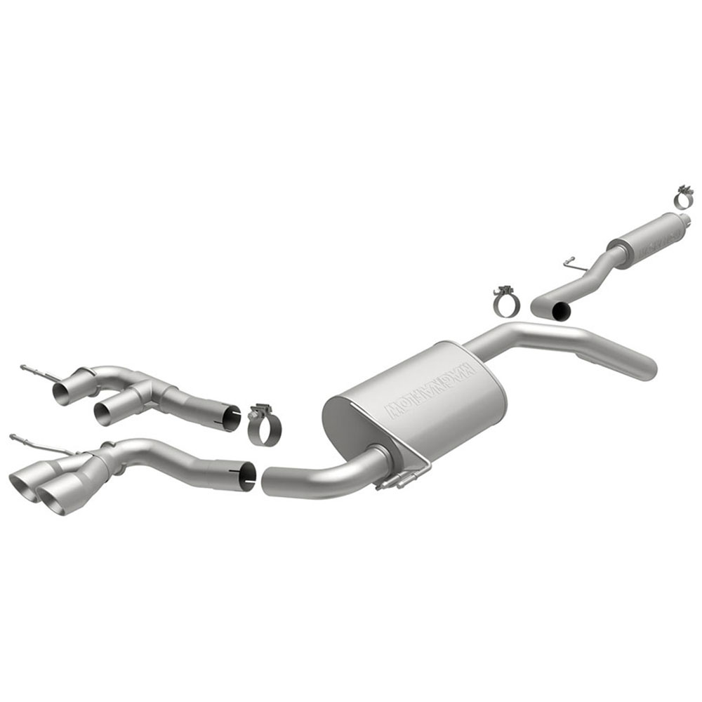 Hyundai Veloster                       Cat Back Performance ExhaustCat Back Performance Exhaust