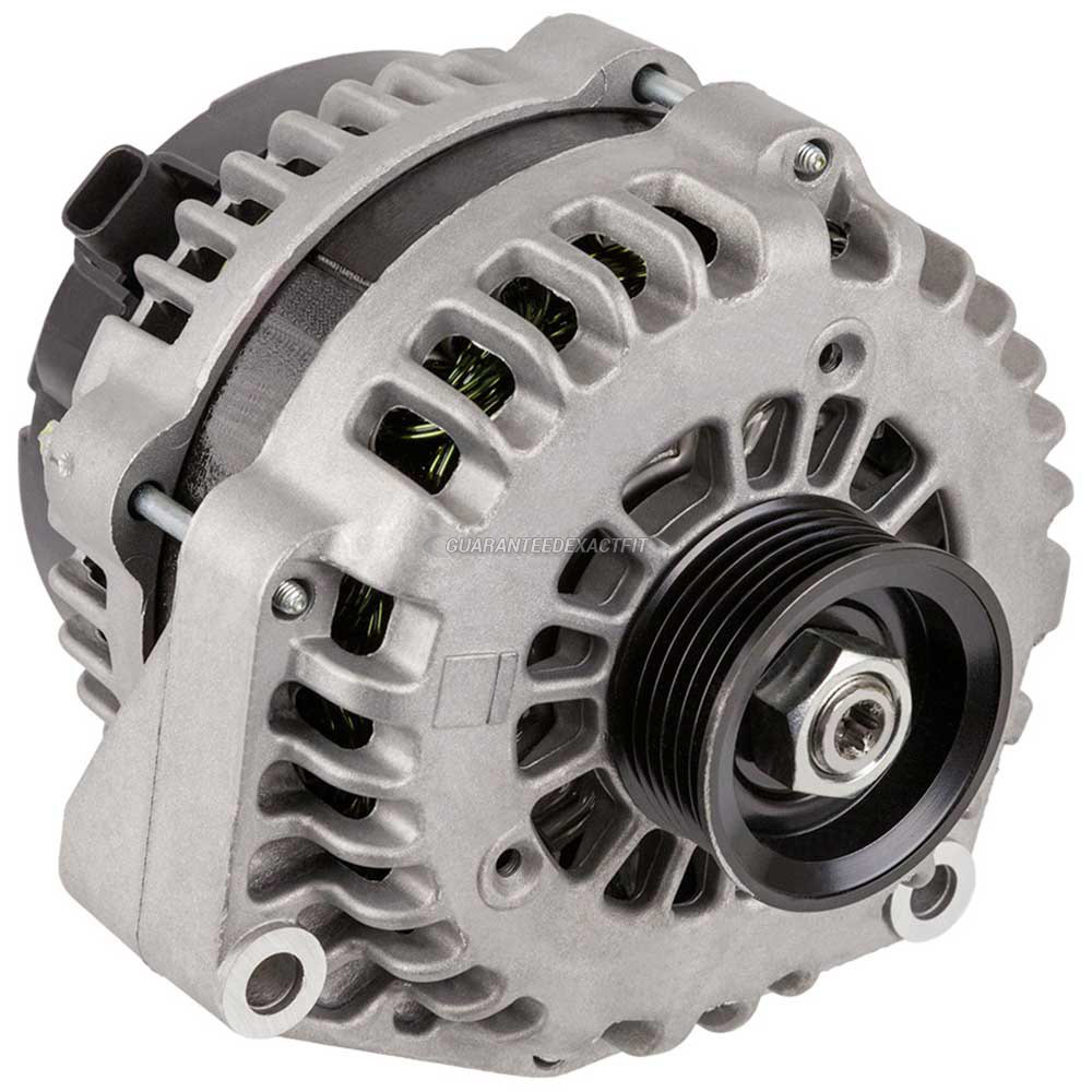 GMC Canyon                         AlternatorAlternator