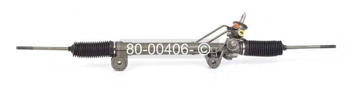 GMC Yukon                          Power Steering RackPower Steering Rack