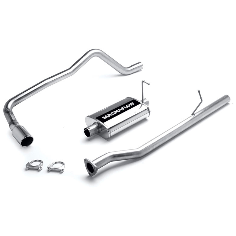 GMC Sonoma                         Cat Back Performance ExhaustCat Back Performance Exhaust