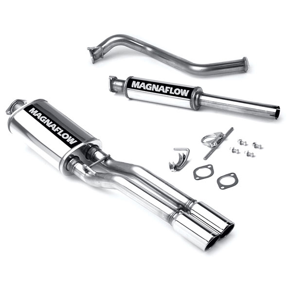 VW Jetta                          Cat Back Performance ExhaustCat Back Performance Exhaust