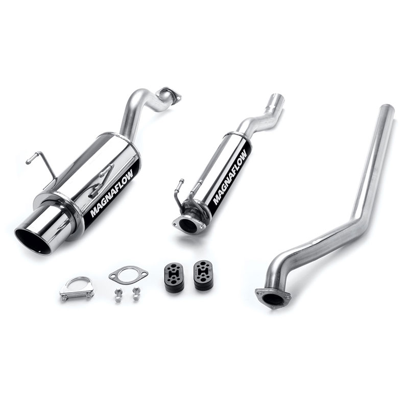 Acura RSX                            Cat Back Performance ExhaustCat Back Performance Exhaust