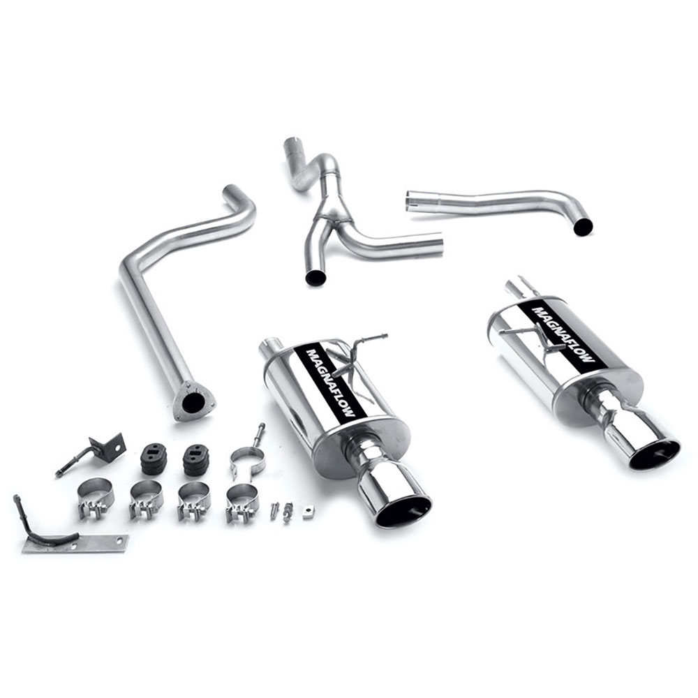 Chevrolet Cavalier                       Cat Back Performance ExhaustCat Back Performance Exhaust