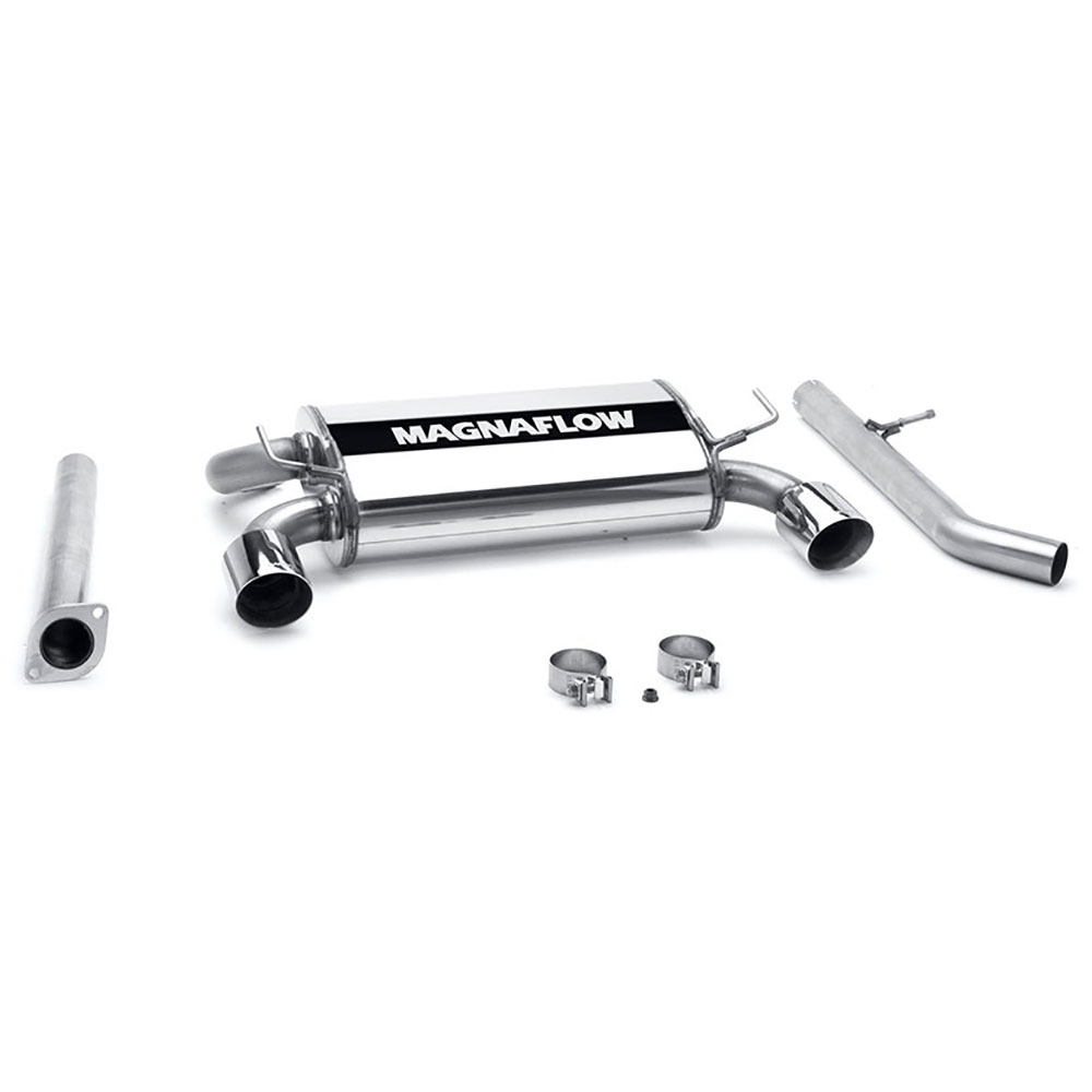 Nissan 350Z                           Cat Back Performance ExhaustCat Back Performance Exhaust