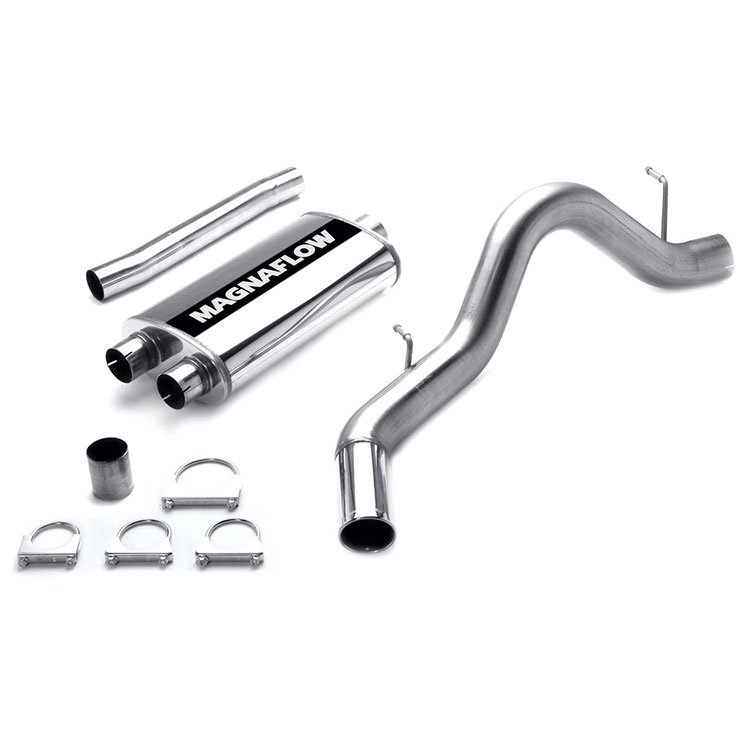 GMC Yukon                          Cat Back Performance ExhaustCat Back Performance Exhaust