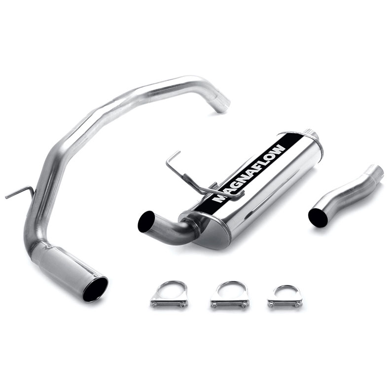 Nissan Armada                         Cat Back Performance ExhaustCat Back Performance Exhaust
