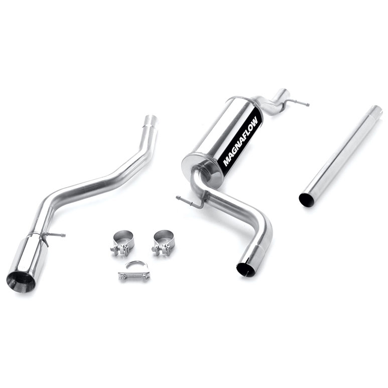 Ford Focus                          Cat Back Performance ExhaustCat Back Performance Exhaust