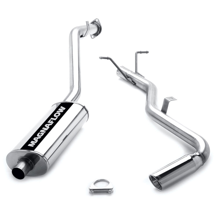 Nissan Frontier                       Cat Back Performance ExhaustCat Back Performance Exhaust