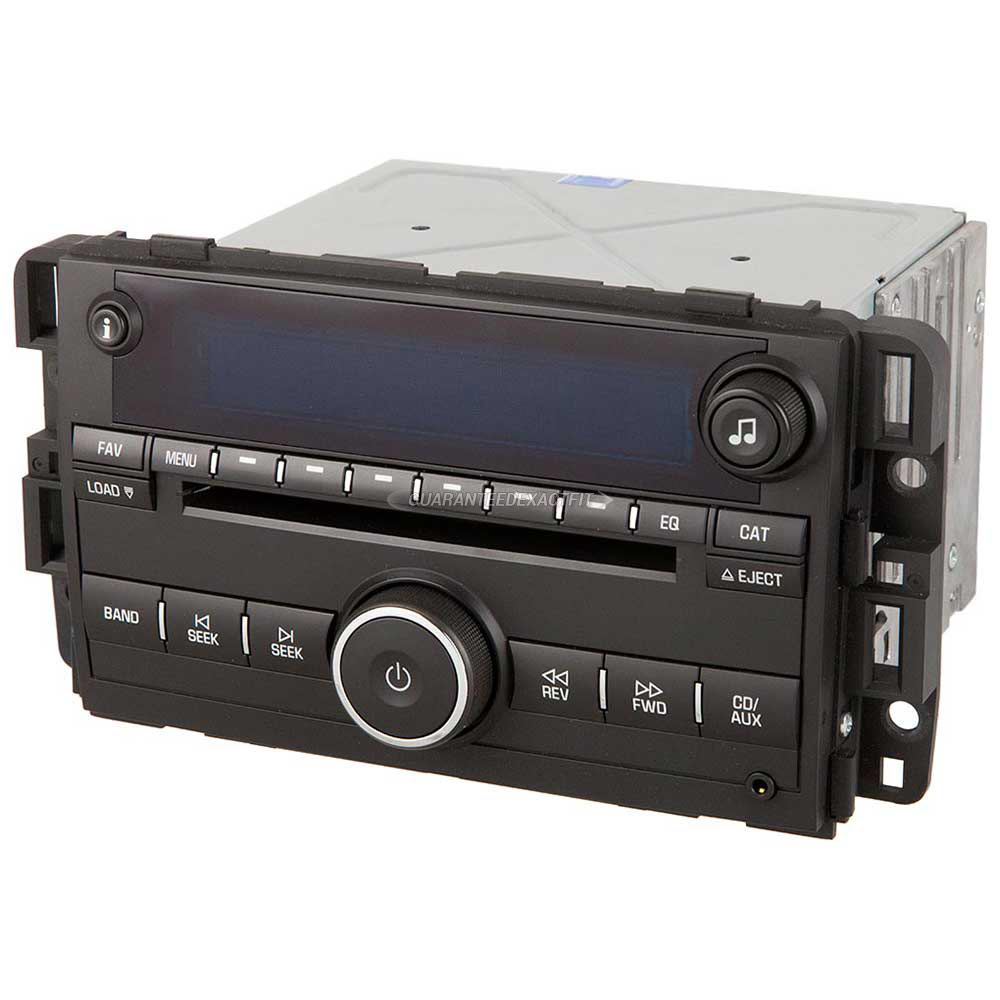 Chevrolet Monte Carlo                    Radio or CD PlayerRadio or CD Player
