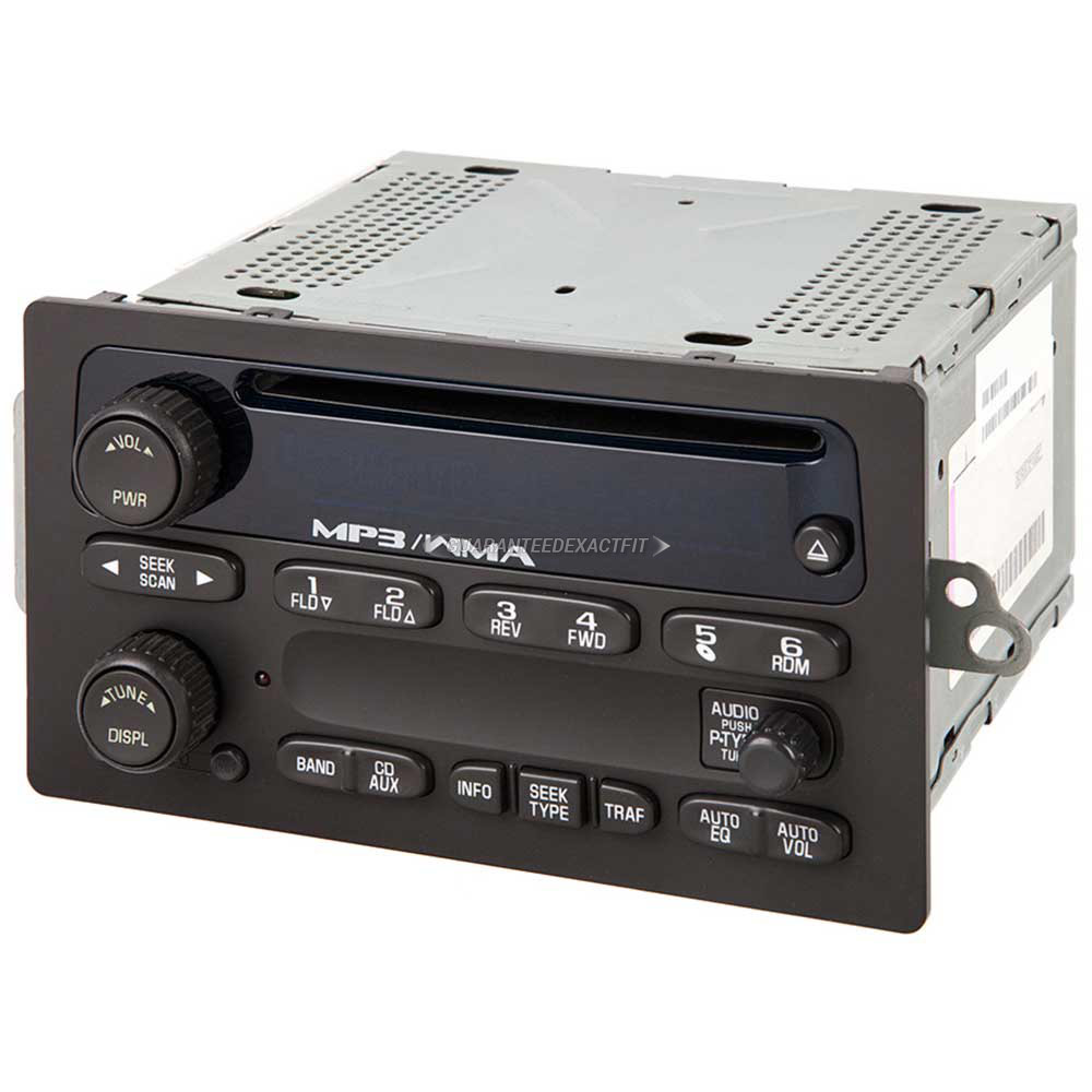 Chevrolet Colorado                       Radio or CD PlayerRadio or CD Player