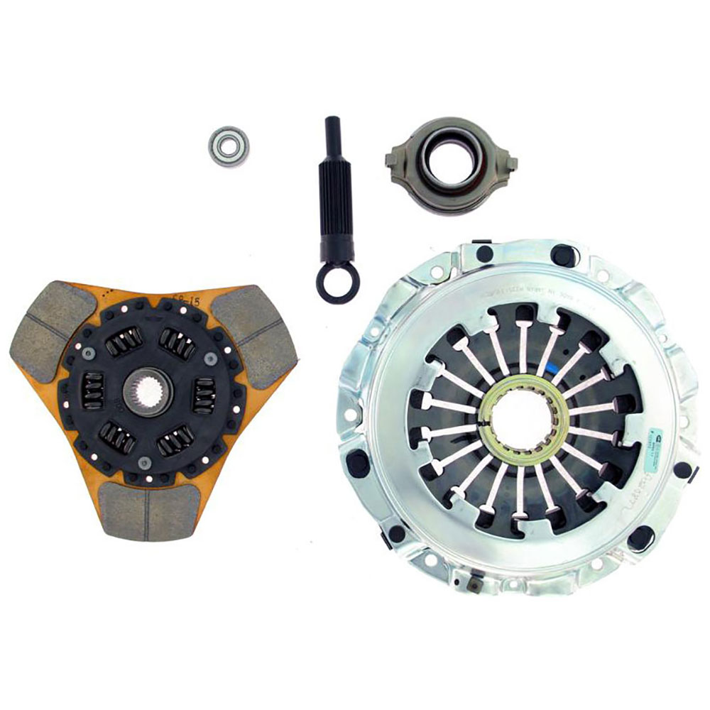 Subaru Impreza                        Clutch Kit - Performance UpgradeClutch Kit - Performance Upgrade