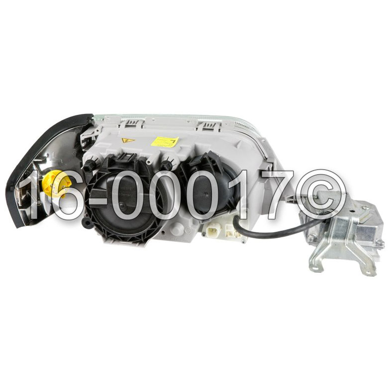Mercedes_Benz SL500                          Headlight Assembly