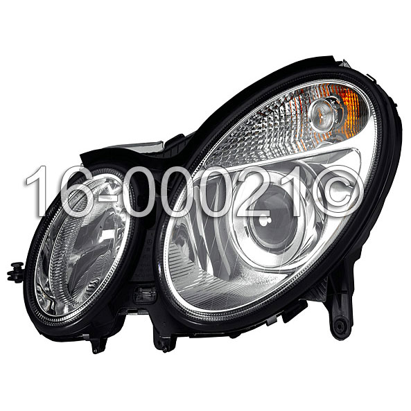 Mercedes_Benz C55 AMG                        Headlight Assembly