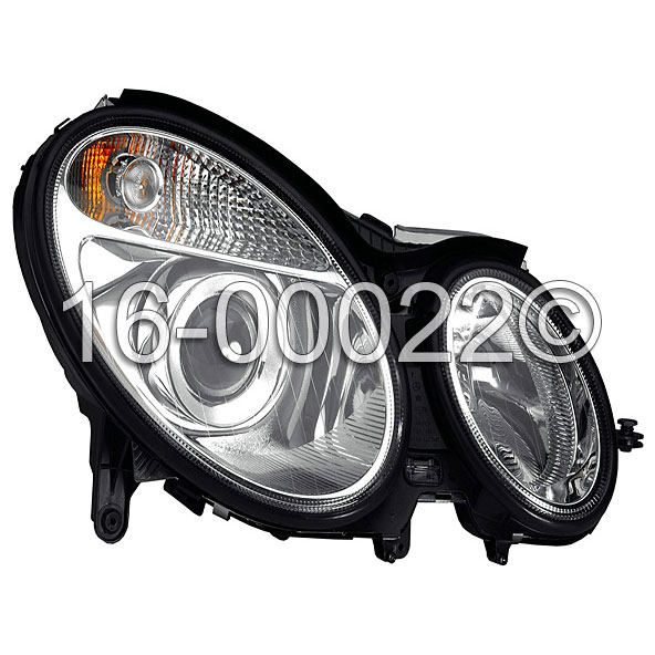 Mercedes_Benz CLK500                         Headlight AssemblyHeadlight Assembly