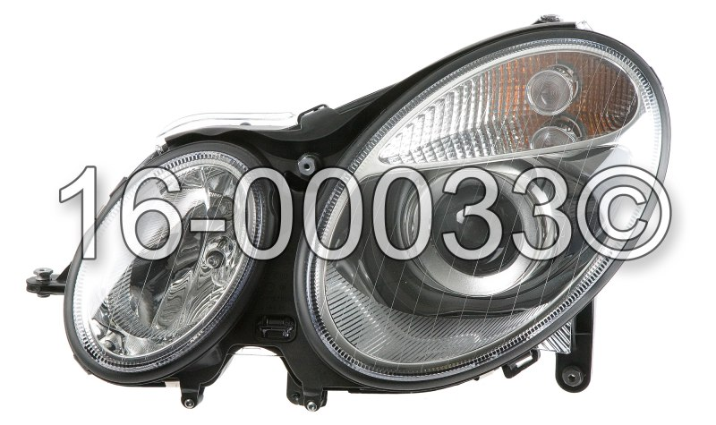 Mercedes_Benz E55 AMG                        Headlight AssemblyHeadlight Assembly