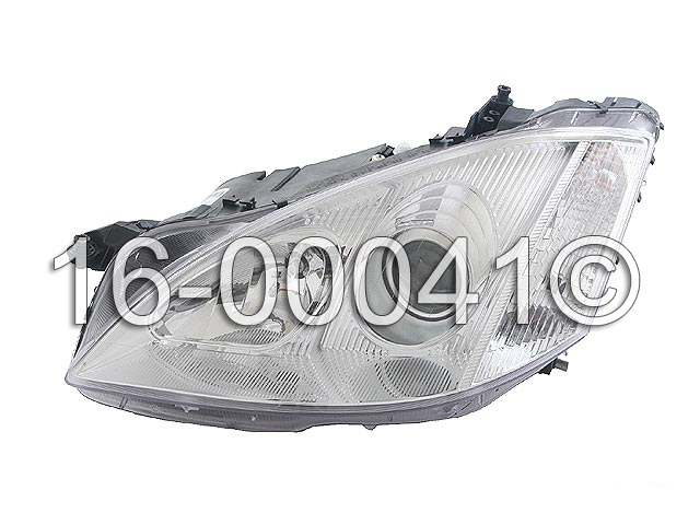 Mercedes_Benz S550                           Headlight AssemblyHeadlight Assembly