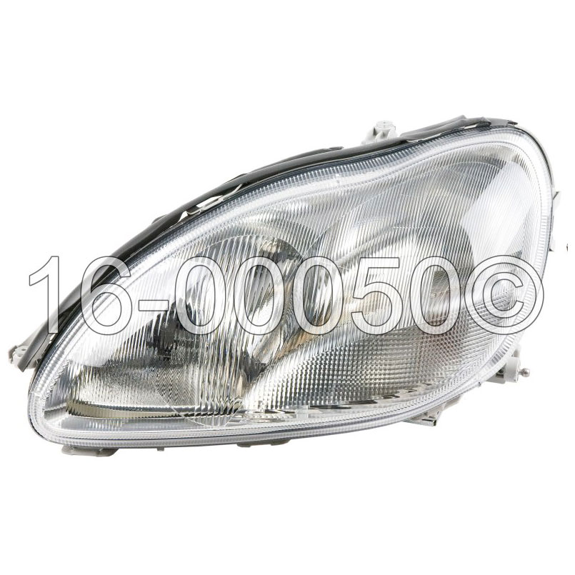 Mercedes_Benz S55 AMG                        Headlight Assembly